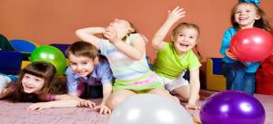 גיל רך ילדים שמחים